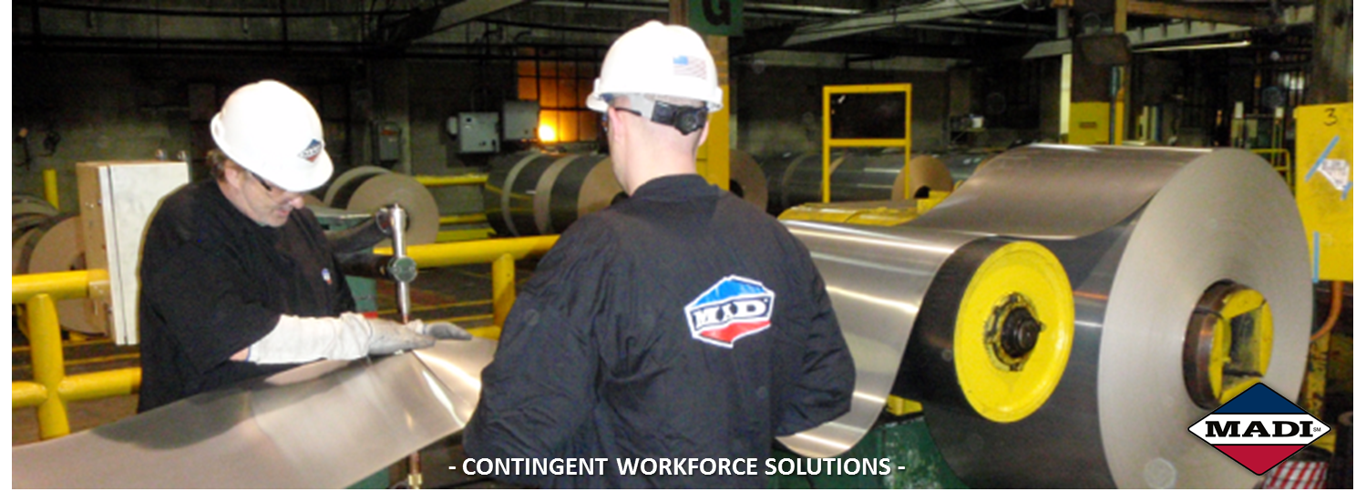 MADI Staffing: Contingent Workers