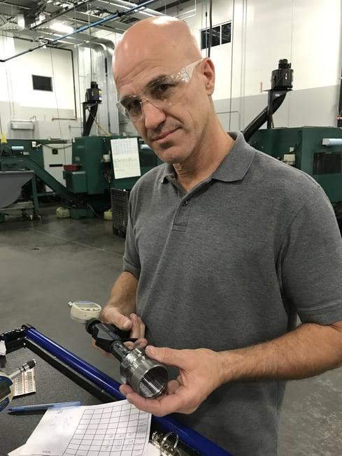 Madi CNC machinist