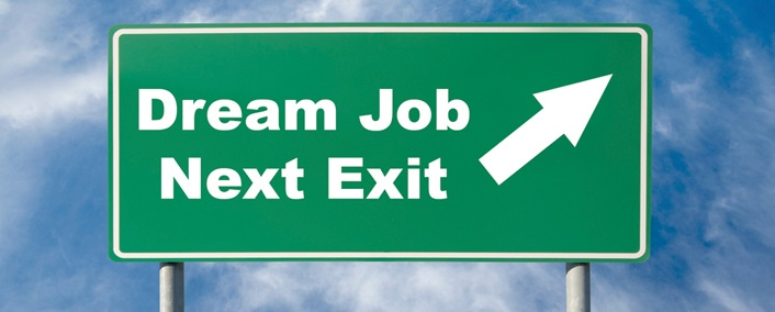 Dream Jobs today are often temporary positions filled by skilled personnel who choose this career path over permanent positions