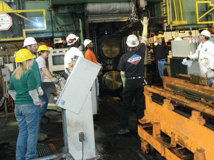 MADI-Staffing-Cold-Rolled-Steel-Strip-Facility