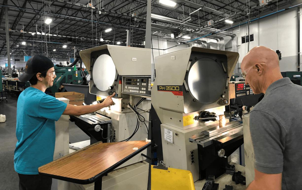 CNC Machinist Staffing